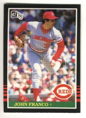 Photo of 1985 Donruss #164 John Franco RC