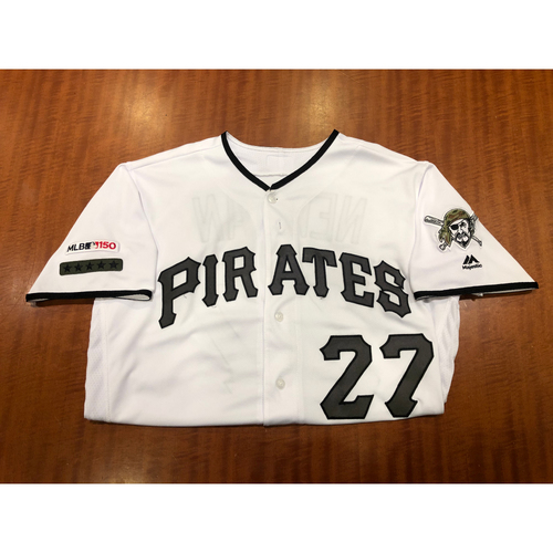 Photo of Kevin Newman - Game Used Jersey