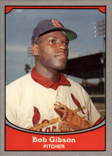 Photo of 1990 Pacific Legends #28 Bob Gibson
