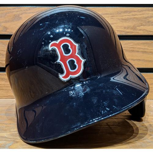 #5 Team Issued Batting Helmet