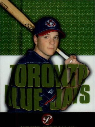 Photo of 2003 Topps Pristine #153 Jason Perry U