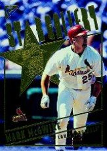 Photo of 2001 Topps Gallery Star Gallery #SG6 Mark McGwire