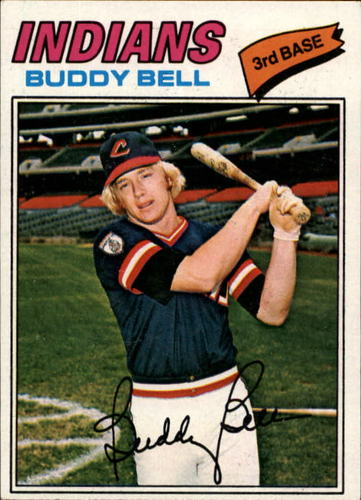 Photo of 1977 Topps #590 Buddy Bell