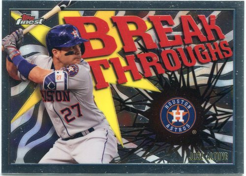 Photo of 2017 Finest Breakthroughs #FBJA Jose Altuve