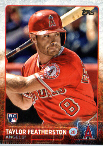 Photo of 2015 Topps Update #US148 Taylor Featherston RC