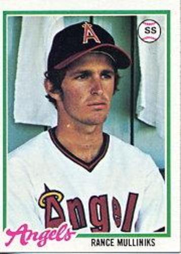 Photo of 1978 Topps #579 Rance Mulliniks RC