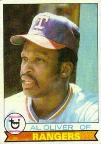 Photo of 1979 Topps #391 Al Oliver