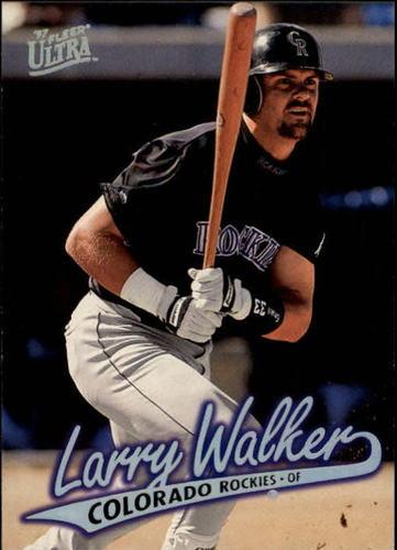 Photo of 1997 Ultra #320 Larry Walker