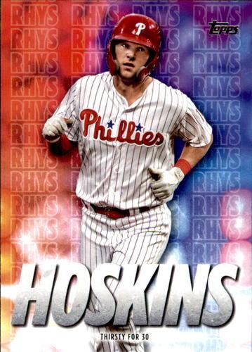 Photo of 2020 Topps Rhys Hoskins Highlights #RH16 Rhys Hoskins