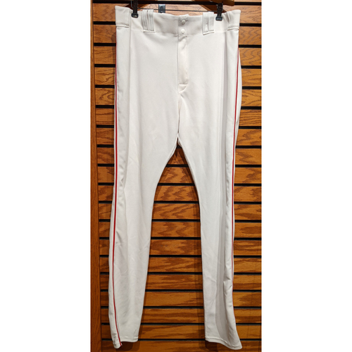 Photo of Team Issued Home White Pants