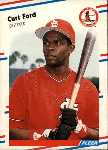 Photo of 1988 Fleer #32 Curt Ford