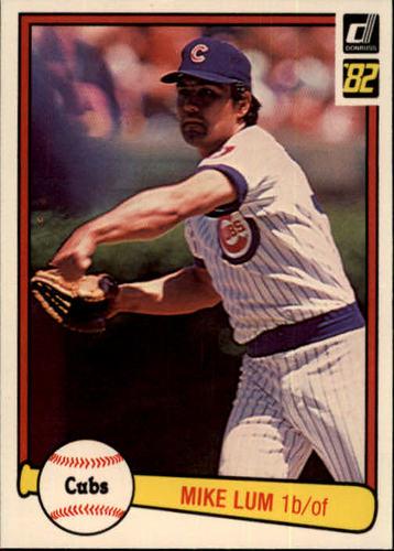 Photo of 1982 Donruss #300 Mike Lum