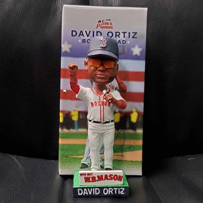 David Ortiz Bobblehead