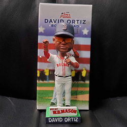 Photo of David Ortiz Bobblehead