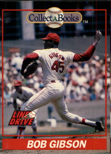 Photo of 1991 Collect-A-Books #23 Bob Gibson