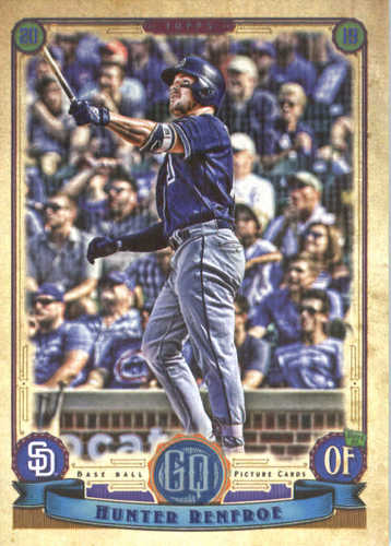 Photo of 2019 Topps Gypsy Queen #28 Hunter Renfroe