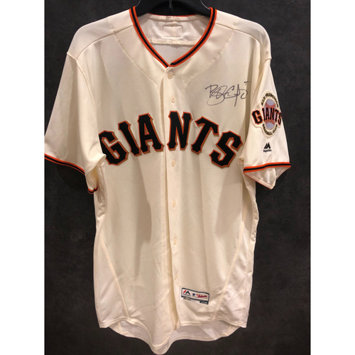 Photo of Giants Community Fund: Brandon Crawford Autographed Jersey