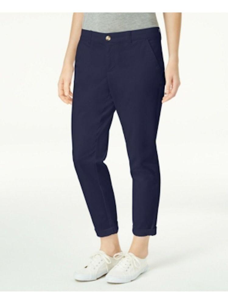 Photo of Maison Jules Slim Ankle Pants