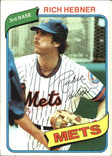 Photo of 1980 Topps #331 Richie Hebner