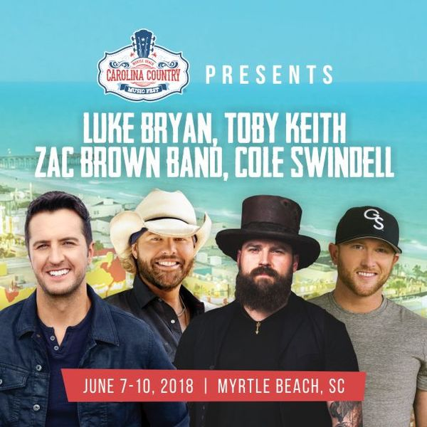 Click to view Attend the Carolina Country Music Fest in Myrtle Beach.