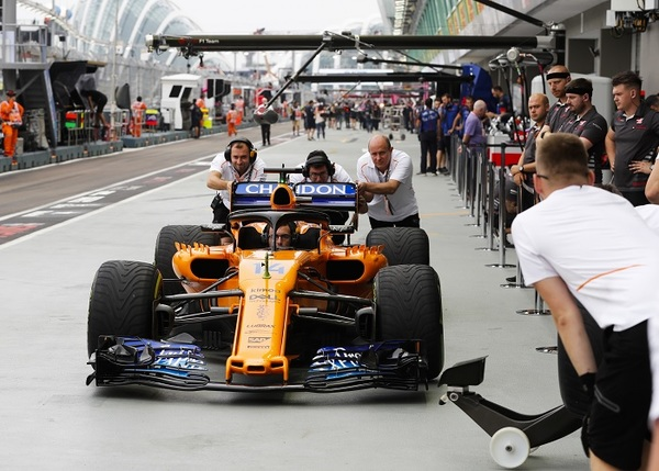 Click to view Join the McLaren Formula 1 Team at the Abu Dhabi Grand Prix.