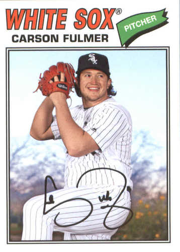 Photo of 2018 Topps Archives #143 Carson Fulmer