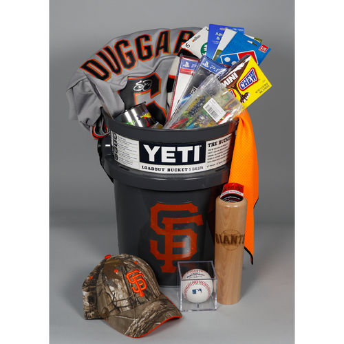 "Photo of Giants Wives Auction: Steven Duggar ""Favorite Things"" Basket"