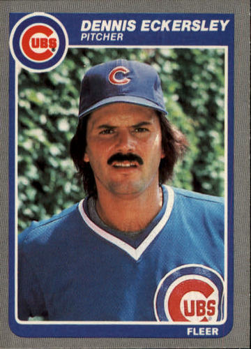 Photo of 1985 Fleer #57 Dennis Eckersley