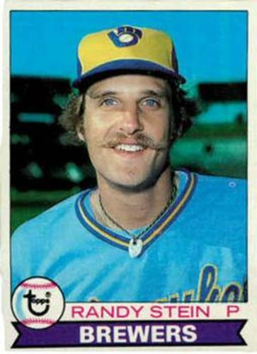 Photo of 1979 Topps #394 Randy Stein RC