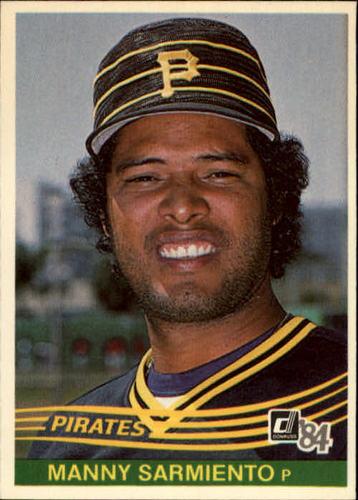 Photo of 1984 Donruss #200 Manny Sarmiento