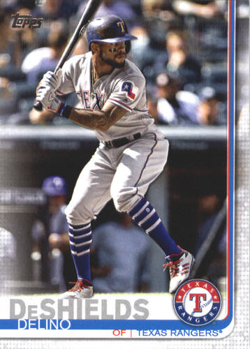 Photo of 2019 Topps #644 Delino DeShields
