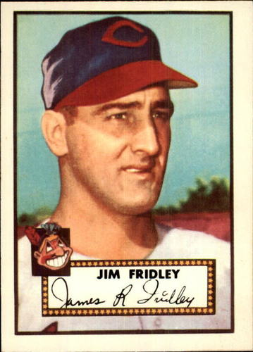 Photo of 1983 Topps 1952 Reprint #399 Jim Fridley