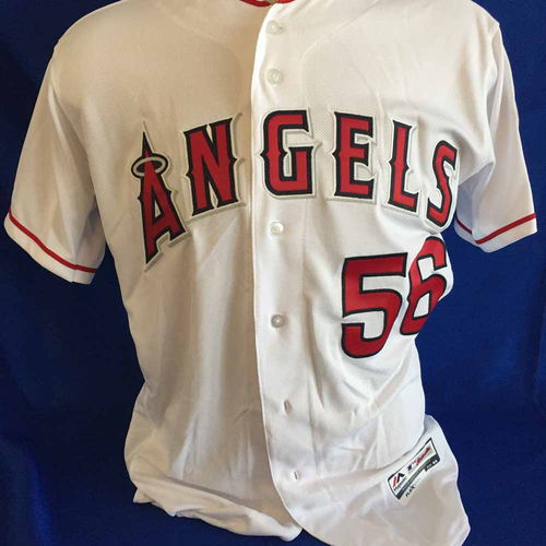 Photo of UMPS CARE AUCTION: Kole Calhoun Signed Jersey - Size 44