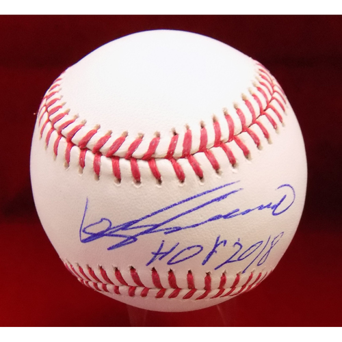 Photo of Vladimir Guerrero Autographed Baseball