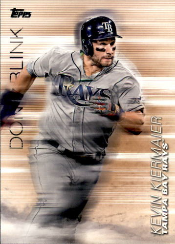 Photo of 2018 Topps Update Don't Blink #DB23 Kevin Kiermaier