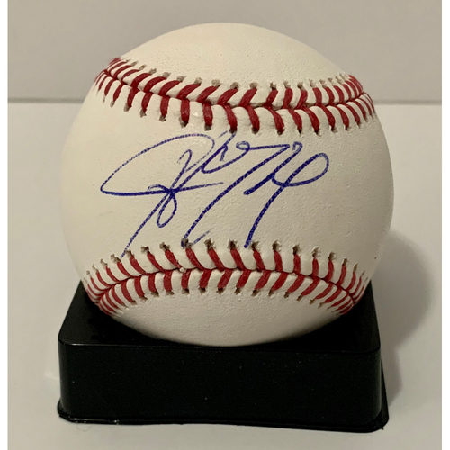 Photo of Ketel Marte Autographed Ball