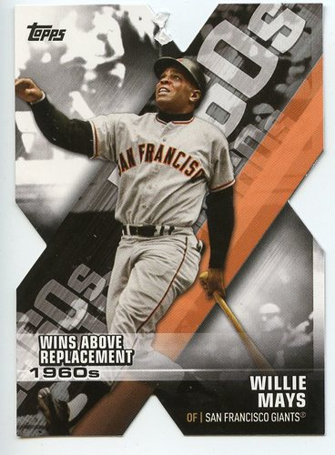 Photo of 2020 Topps Decade of Dominance #DOD2 Willie Mays