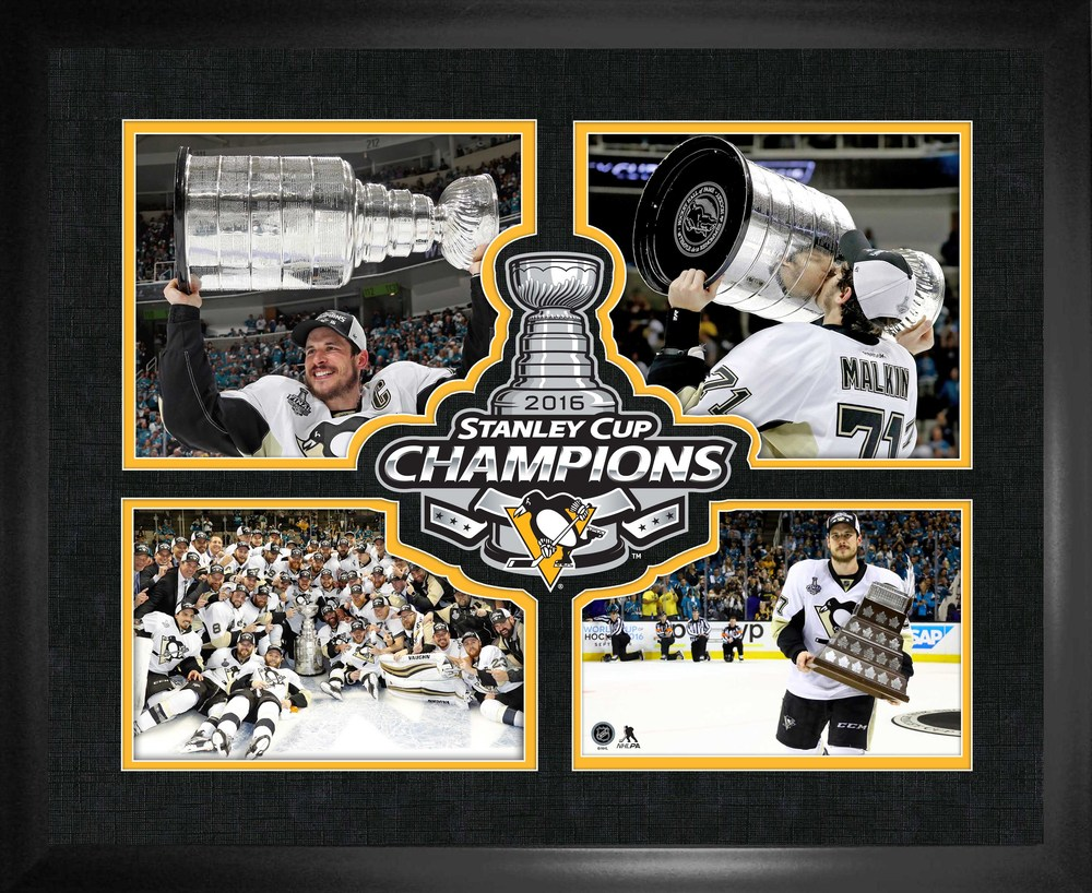 Pittsburgh Penguins - Framed 16x20
