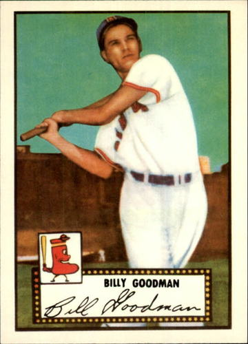 Photo of 1983 Topps 1952 Reprint #23 Billy Goodman