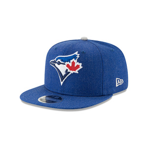 Toronto Blue Jays Youth Heather Hype Snap by New Era