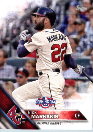 Photo of 2016 Topps Opening Day #OD149 Nick Markakis