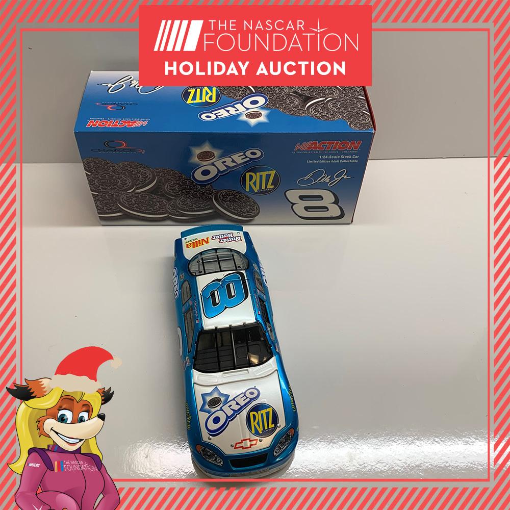 NASCAR's Dale Earnhardt Jr. Oreo/Ritz Diecast!