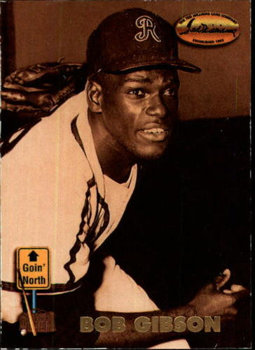 Photo of 1993 Ted Williams #142 Bob Gibson