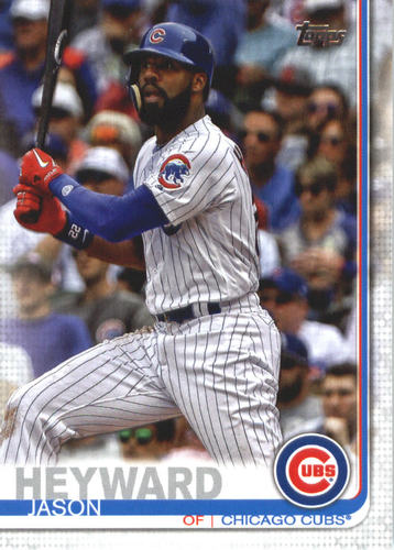 Photo of 2019 Topps #646 Jason Heyward