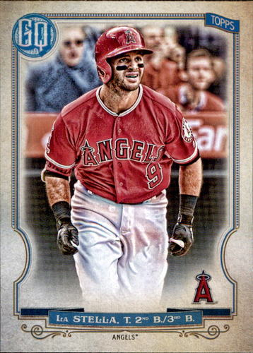 Photo of 2020 Topps Gypsy Queen #290 Tommy La Stella