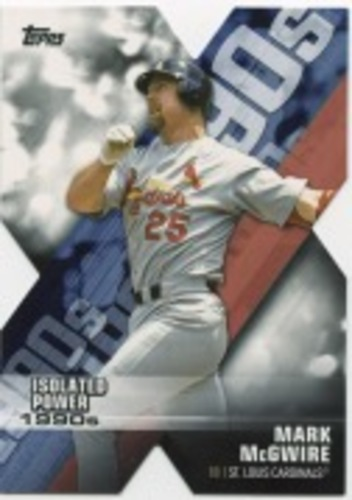 Photo of 2020 Topps Decade of Dominance #DOD4 Mark McGwire