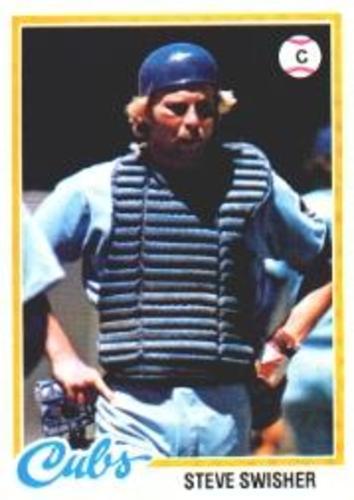 Photo of 1978 Topps #252 Steve Swisher DP