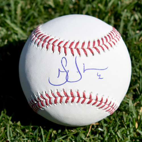 Photo of Sean Doolittle Autographed Baseball
