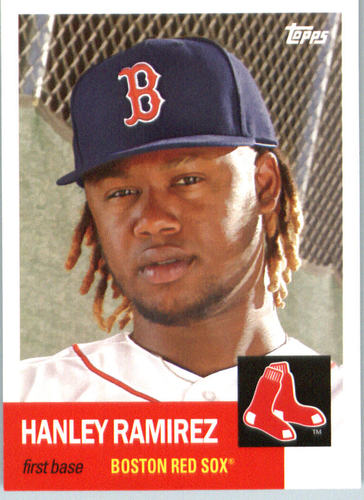 Photo of 2016 Topps Archives #89 Hanley Ramirez