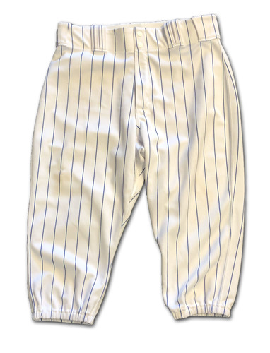 Photo of Kyle Schwarber Team-Issued Pants -- 2018 Season